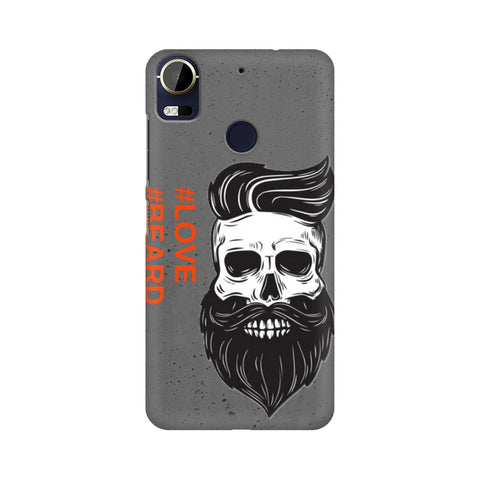Love Beard HTC Mobile Cover - Trend Eve