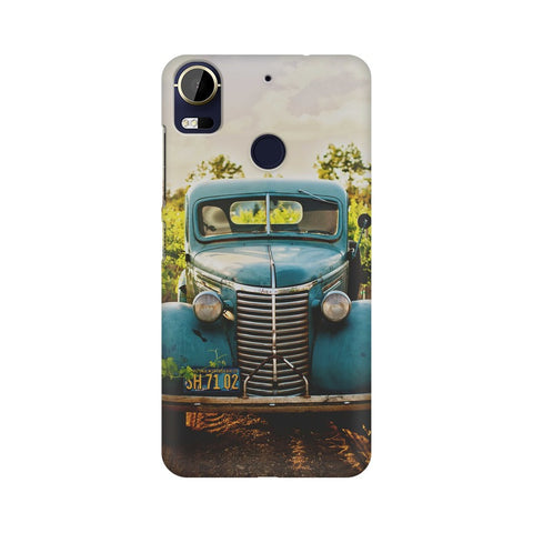 Old Truck HTC Mobile Cover - Trend Eve