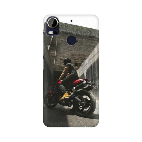 Biker Boy HTC Mobile Cover - Trend Eve
