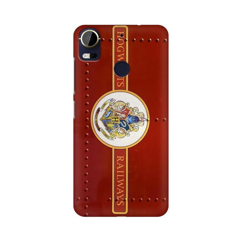 Hogwarts Railways HTC Mobile Cover - Trend Eve