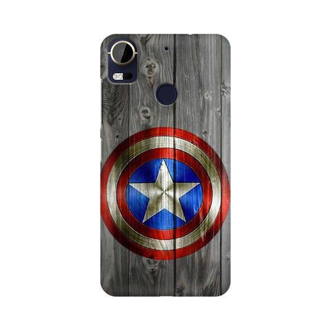 Captain Amercia HTC Mobile Cover - Trend Eve