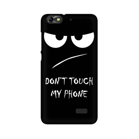 Don't Touch My Phone HUAWEI Mobile Cover - Trend Eve