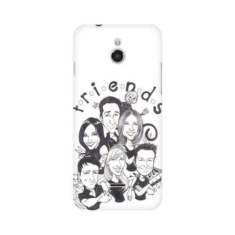 F.R.I.E.N.D.S InFocus Mobile Cover - Trend Eve