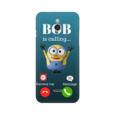 Bob Calling InFocus Mobile Cover - Trend Eve