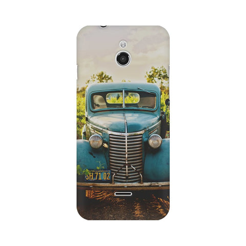 Old Truck InFocus Mobile Cover - Trend Eve