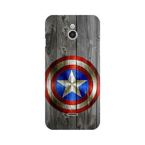 Captain America InFocus Mobile Cover - Trend Eve