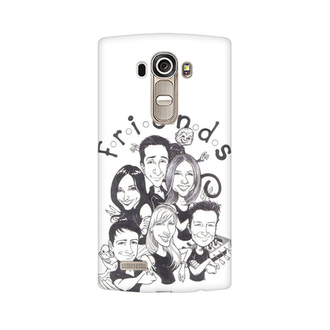 F.R.I.E.N.D.S LG Mobile Cover - Trend Eve