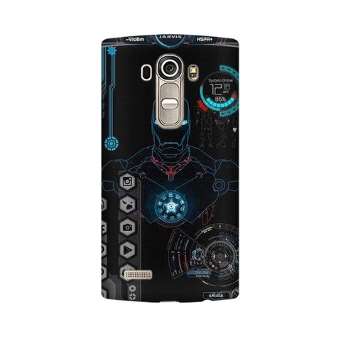 Jarvis LG Mobile Cover - Trend Eve