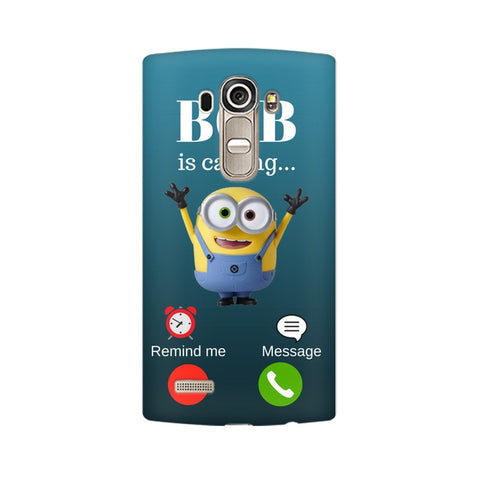 Bob Calling LG Mobile Cover - Trend Eve