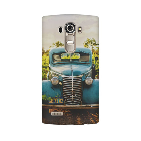 Old Truck LG Mobile Cover - Trend Eve