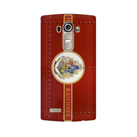 Hogwarts Railways LG Mobile Cover - Trend Eve