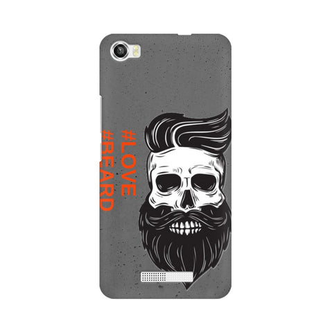 Love Beard LAVA Mobile Cover - Trend Eve