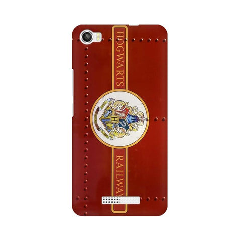Hogwarts Railways LAVA Mobile Cover - Trend Eve
