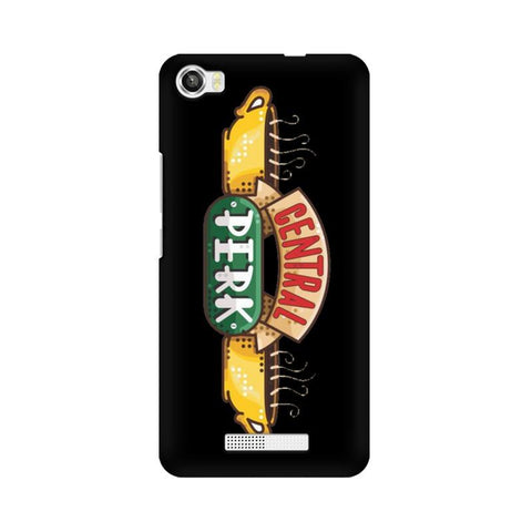 Central Perk LAVA Mobile Cover - Trend Eve