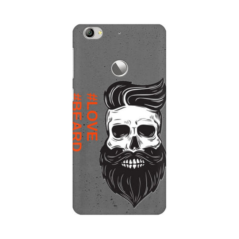 Love Beard LeEco Mobile Cover - Trend Eve