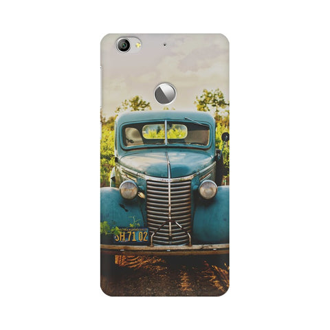 Old Truck LeEco Mobile Cover - Trend Eve