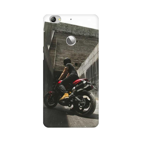 Biker Boy LeEco Mobile Cover - Trend Eve