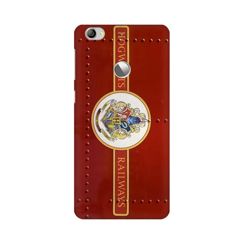 Hogwarts Railways LeEco Mobile Cover - Trend Eve