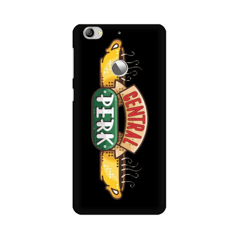 Central Perk LeEco Mobile Cover - Trend Eve
