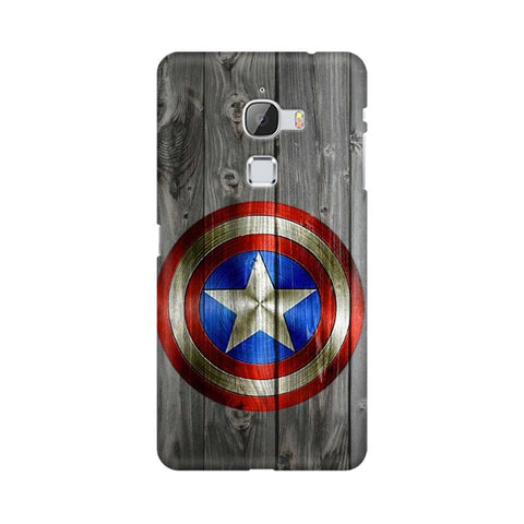 Captain America LeEco Mobile Cover - Trend Eve