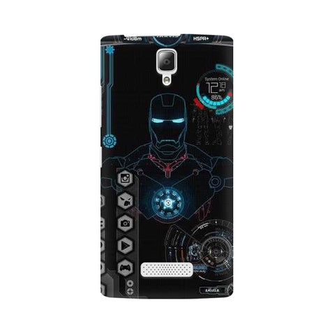 Jarvis Lenovo Mobile Cover - Trend Eve