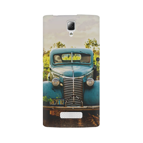 Old Truck Lenovo Mobile Cover - Trend Eve