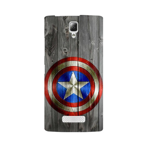 Captain America Lenovo Mobile Cover - Trend Eve
