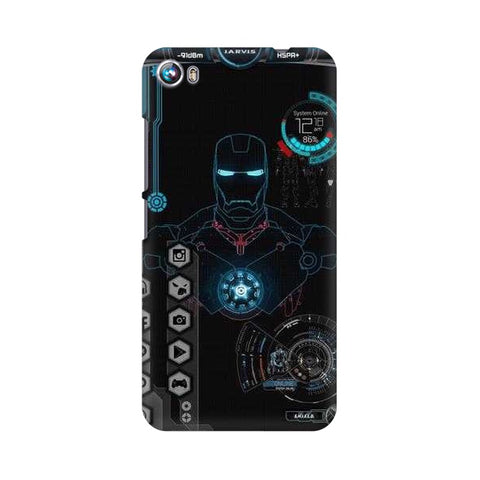 Jarvis Micromax Mobile Cover - Trend Eve