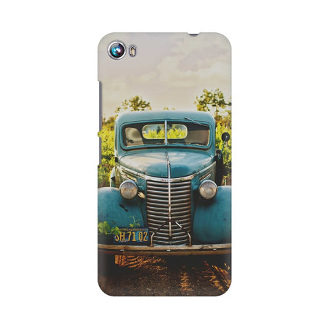 Old Truck Micromax Mobile Cover - Trend Eve