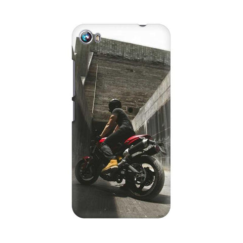Biker Boy Micromax Mobile Cover - Trend Eve