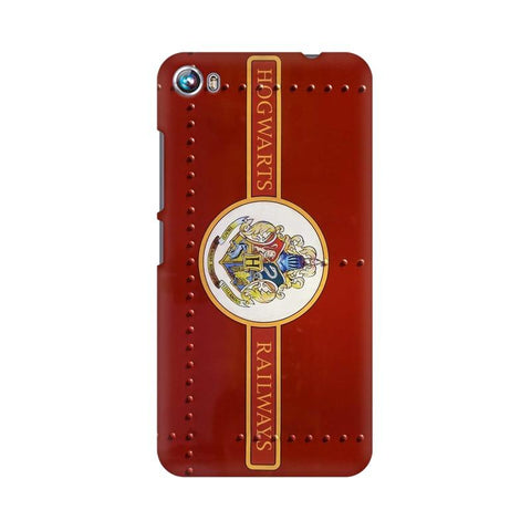 Hogwarts Railways Micromax Mobile Cover - Trend Eve