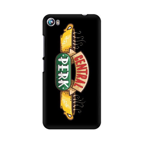 Central Perk Micromax Mobile Cover - Trend Eve