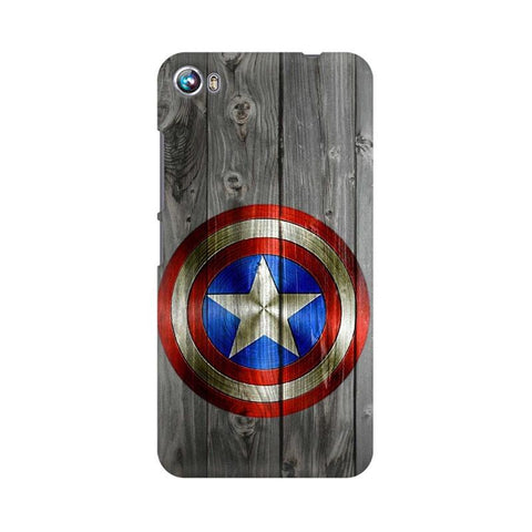 Captain America Micromax Mobile Cover - Trend Eve