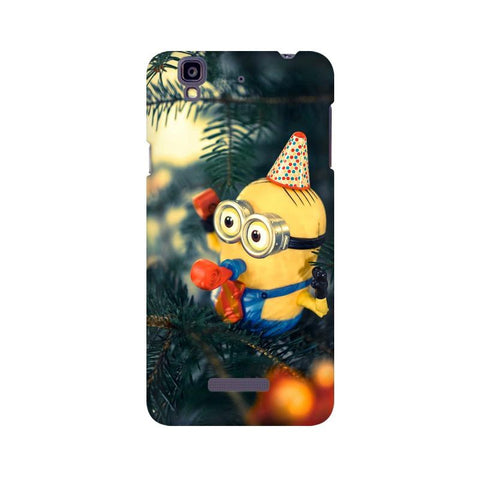 Minion Party Micromax Mobile Cover - Trend Eve