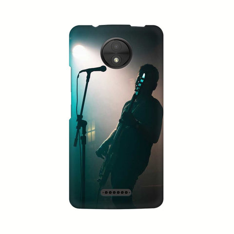 Music Motorola Mobile Cover - Trend Eve