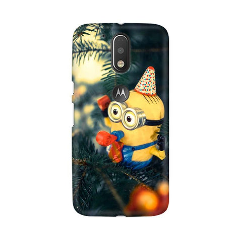 Minion Party Motorola Mobile Cover - Trend Eve