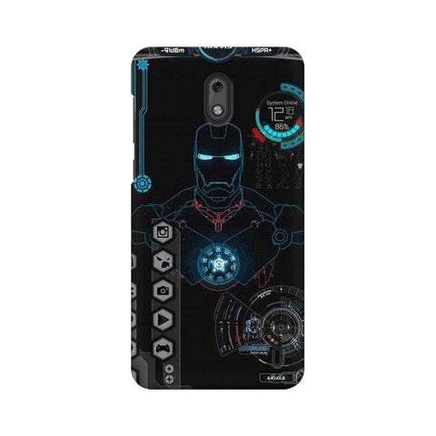 Jarvis Nokia Mobile Cover - Trend Eve