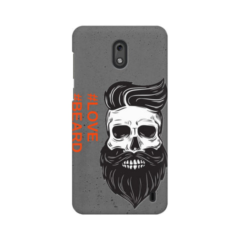 Love Beard Nokia Mobile Cover - Trend Eve