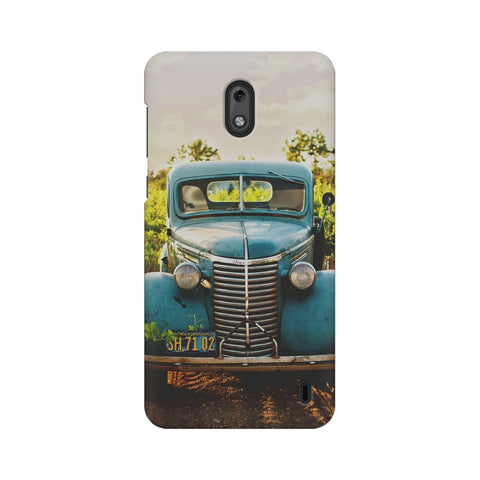 Old Truck Nokia Mobile Cover - Trend Eve