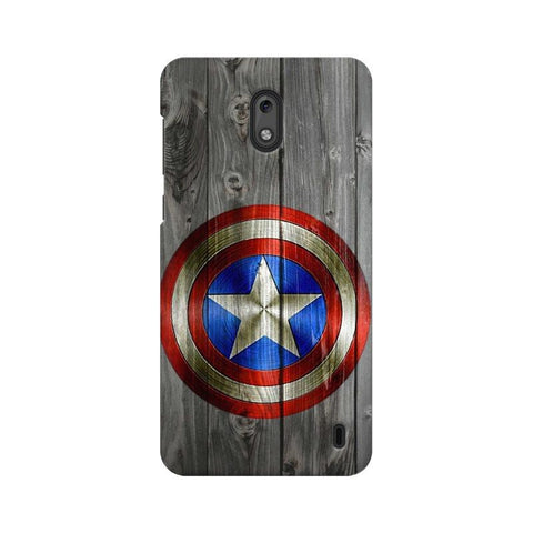 Captian America Nokia Mobile Cover - Trend Eve