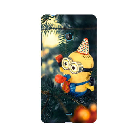 Minion Party Nokia Mobile Cover - Trend Eve
