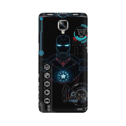 Jarvis OnePlus Mobile Cover - Trend Eve