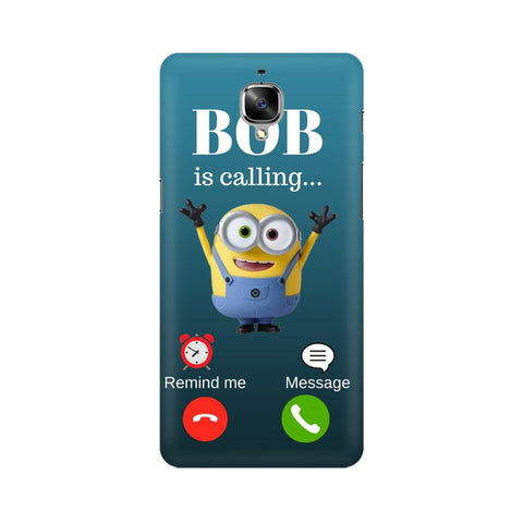 Bob Calling OnePlus Mobile Cover - Trend Eve