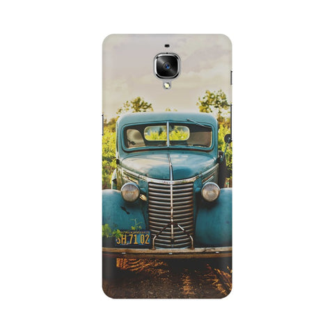 Old Truck OnePlus Mobile Cover - Trend Eve