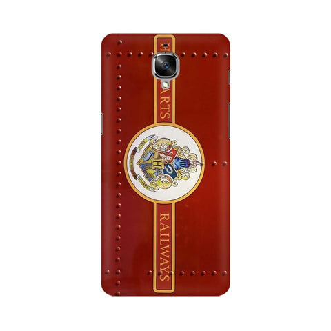 Hogwarts Railways OnePlus Mobile Cover - Trend Eve
