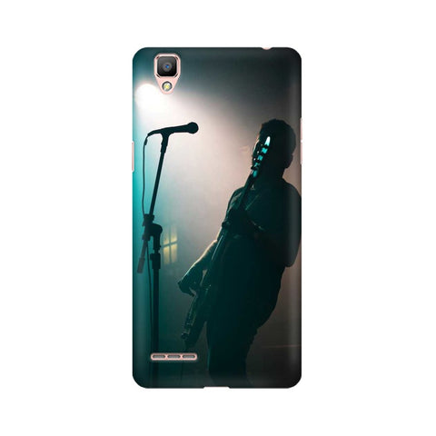 Music Oppo Mobile Cover - Trend Eve