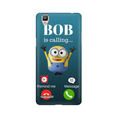 Bob Calling Oppo Mobile Cover - Trend Eve