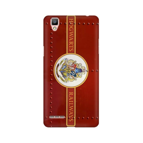 Hogwarts Railways Oppo Mobile Cover - Trend Eve