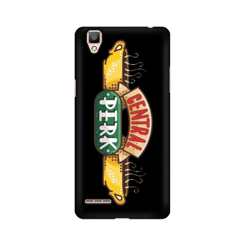Central Perk Oppo Mobile Cover - Trend Eve