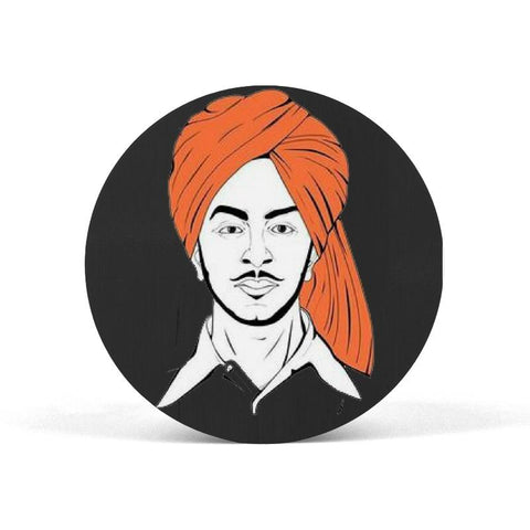 Bhagat Singh Pop Socket - Trend Eve